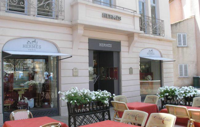 Hermes Boutique-St-Tropez