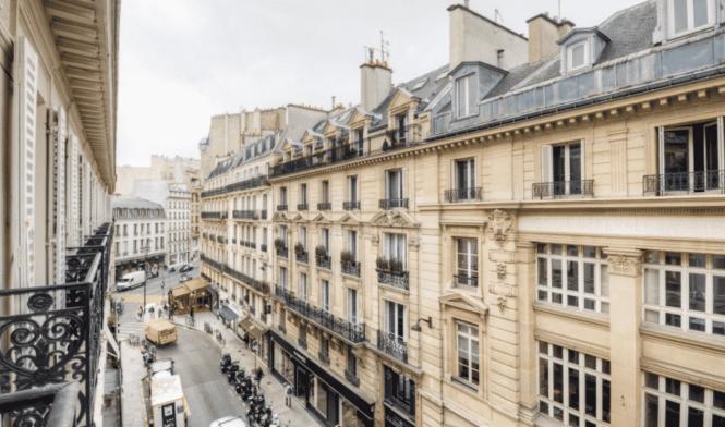 Paris Fractional Apartments France
