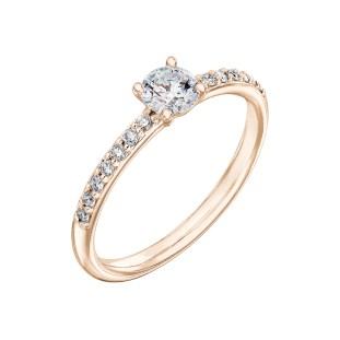 Zásnubní prsten Princess