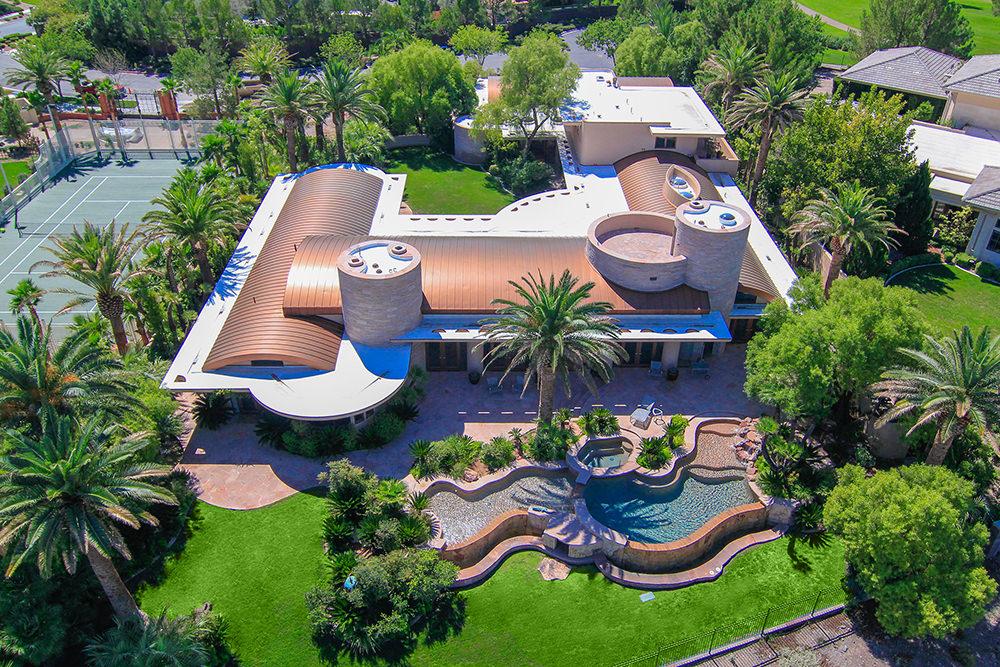 Million Dollar Homes In Las Vegas For Sale 3m 5m