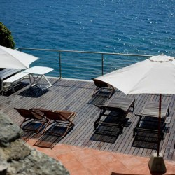 Villa Baia al Mare in Castiglioncello is an amazing waterfront Villa on the Tuscan Coast