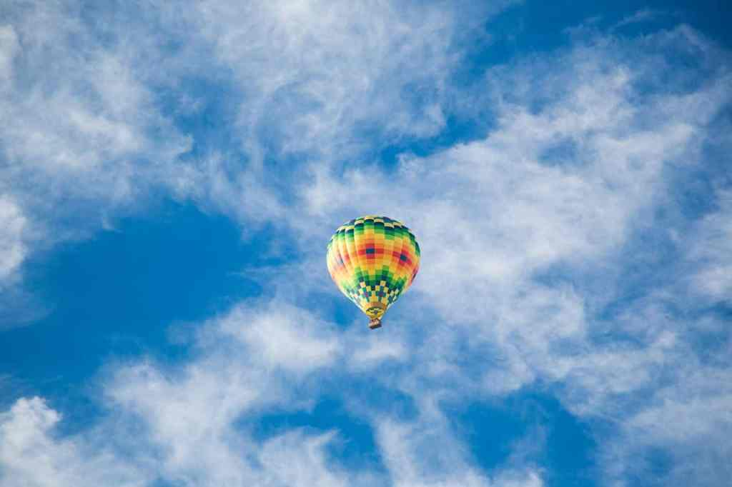 Hot Air Ballooning adventures in Tuscany