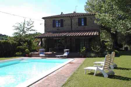 luxury Tuscan home