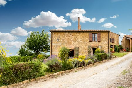 La Fonte Typical Tuscan Farmhouse
