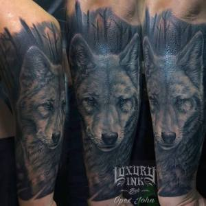 Luxury Ink Bali Tattoo Gallery Animal Style103