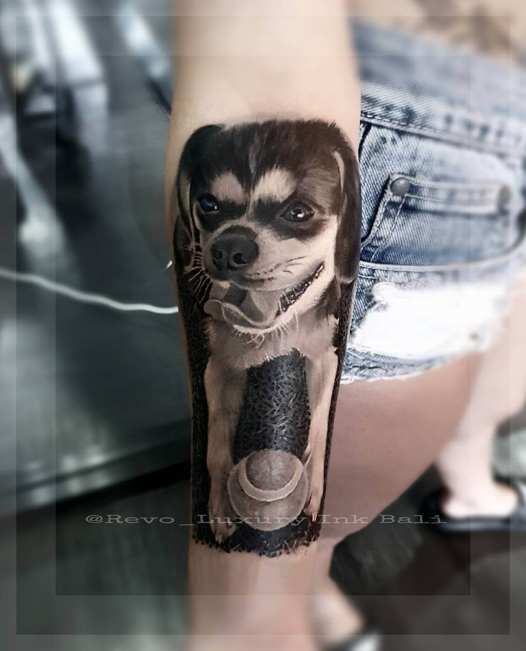 Luxury Ink Bali Tattoo Gallery Animale Style119