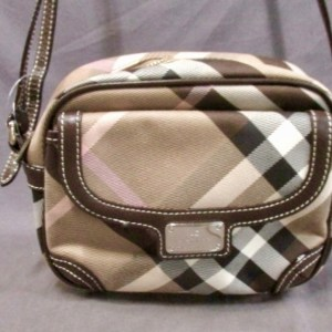 Burberry Blue Label Nova Check Crossbody Bag