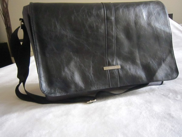 Calvin Klein Messenger Bag-2