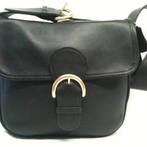 Coach Vintage Bedford Flap Leather Shoulder Bag