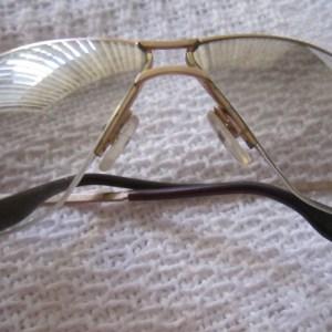Dolce & Gabbana Matte Gold Sunglasses
