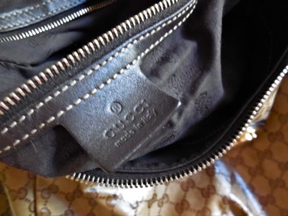 31aecc7f2 Gucci GG Crystal Hysteria Hobo Bag - Luxurylana Boutique