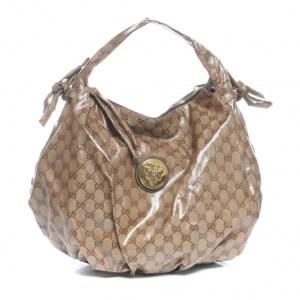 Gucci GG Crystal Hysteria Hobo Bag