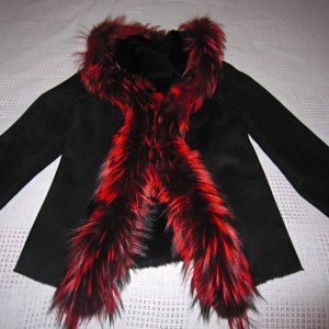 Italian Toscana Shearling & Fox Fur Doha