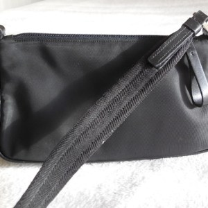 Prada Vintage Black Shoulder Bag
