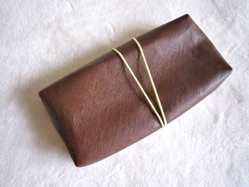 Trussardi Leather Clutch-1