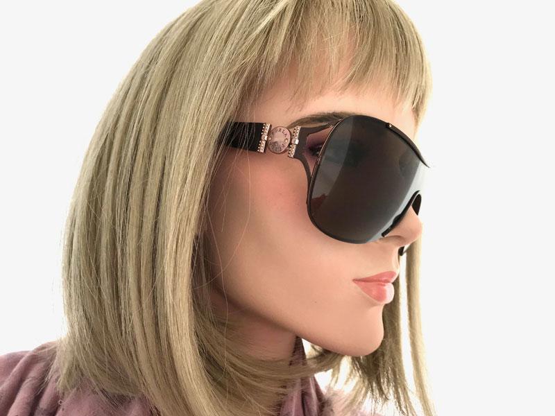 dd18cb46d54 Home   Brand   Furla   Furla Brown Charm Sunglasses