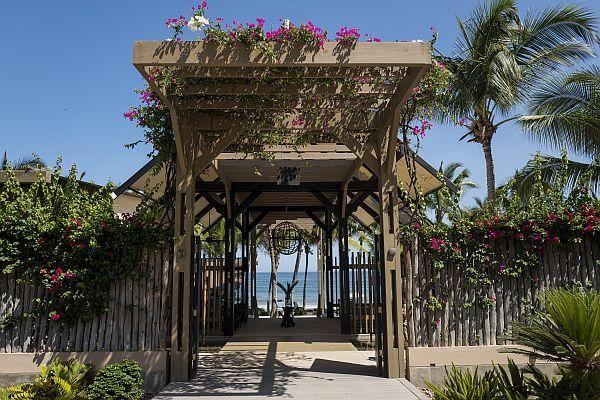luxury beach resort in Mancora Peru