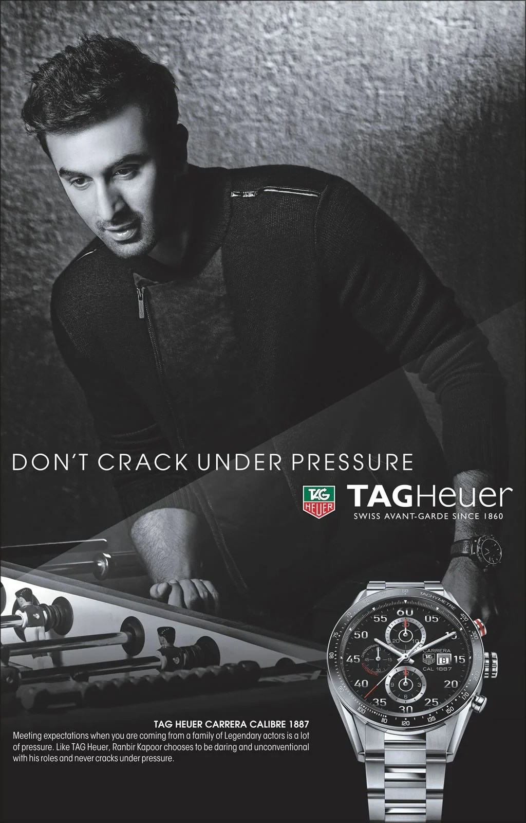 Ranbir Kapoor Joins Tag Heuer Family And Introduces The