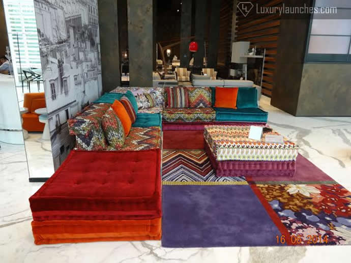 Roche Bobois Brings The French Art Of Living To Indian