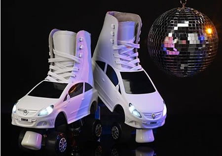 Get Ready To Rock And Roll At The Vauxhall Skate Event