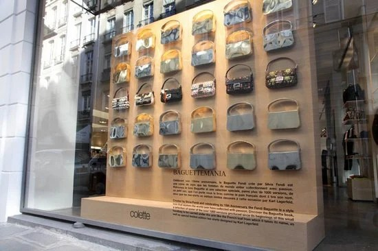 Fendi Baguettes 15th Anniversary Is Marked With A Pop Up