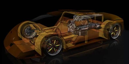 World S First Wooden Sports Car Splinter Can Go Up To 240