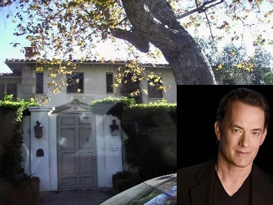 Tom Hanks Makes The Most Expensive House Sale In Los
