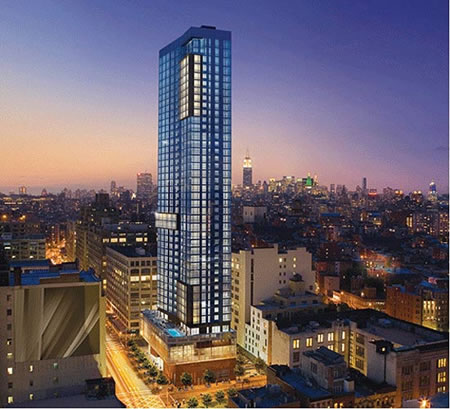 Thirty Five Well To Do Italians Have Managed Procure An Apartment Suite In The Very Prestigious Trump Soho Hotel Inium New York