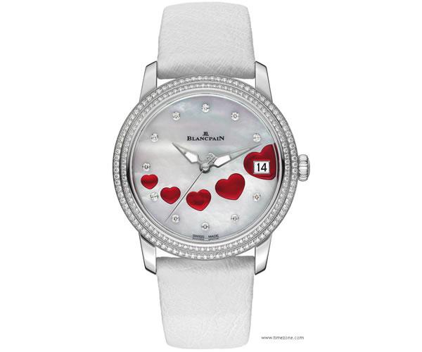Blancpain Saint Valentin 2013 Timepiece For Valentines Day