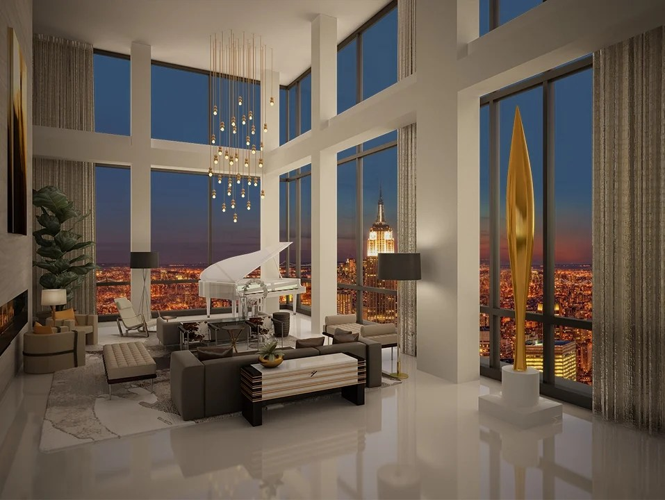 Best New York Penthouses