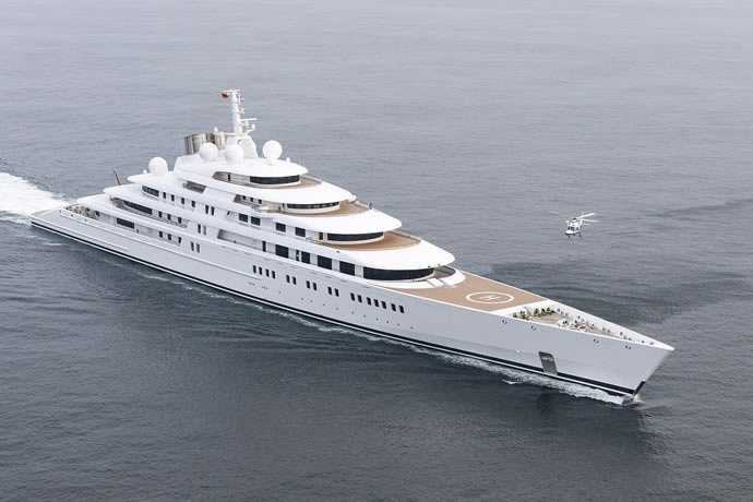 Private Security Yachts