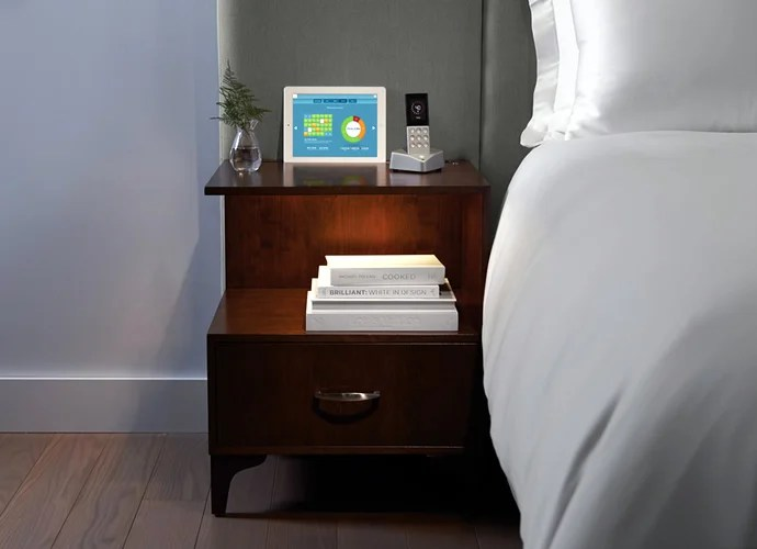 The 8000 Select Comforts X12 Bed Uses Cutting Edge