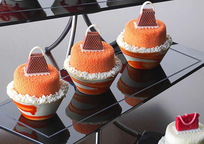 Fashion Forward Cupcakes Shows Off The Latest Catwalk Trends