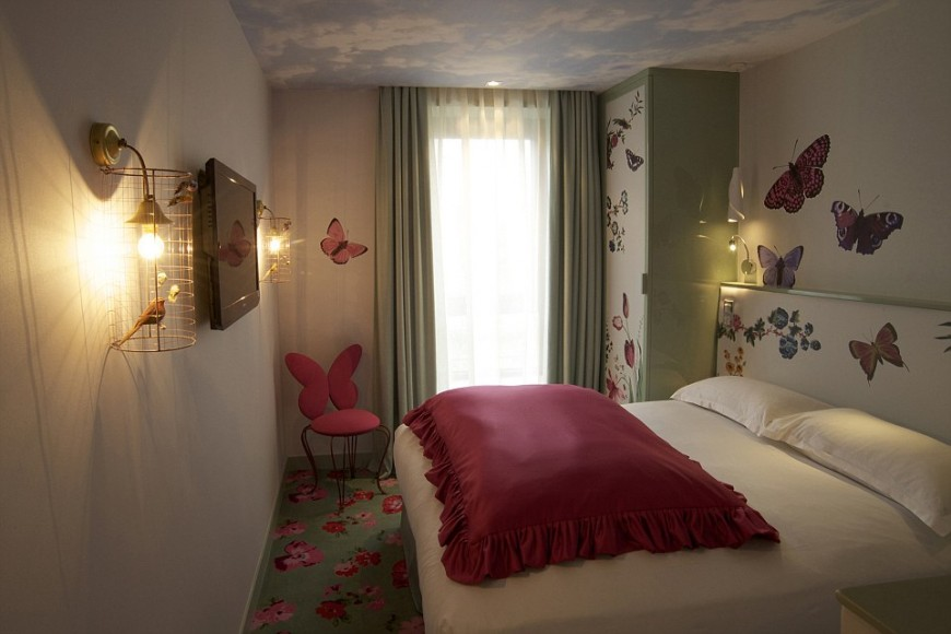 In Paris You Can Now Stay In A Seven Deadly Sins Themed