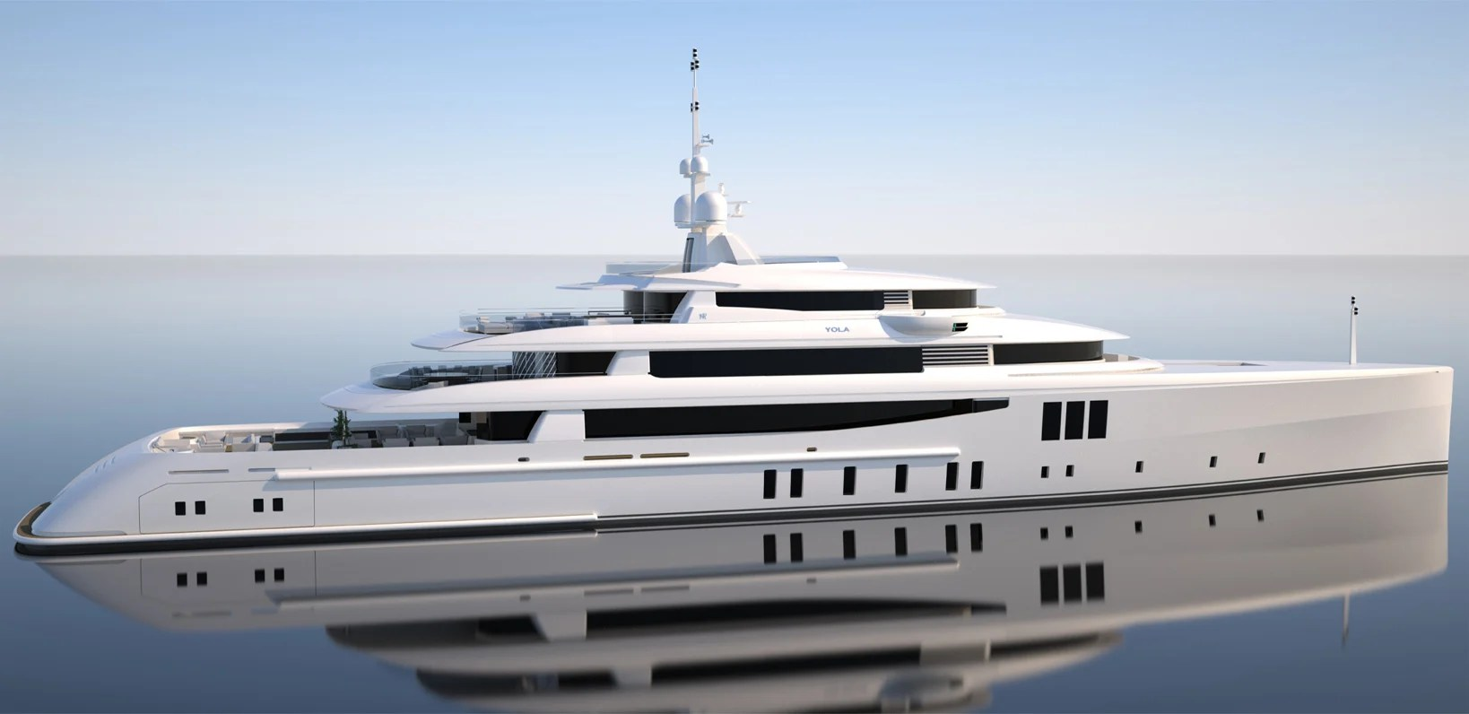 5 Upcoming Futuristic Yachts That Billionaires Across The World Are Excited For