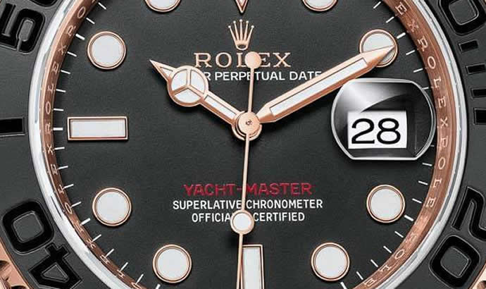 2015 Rolex Yacht Master Everose Arrives Exclusively With An Innovative Oysterflex Bracelet