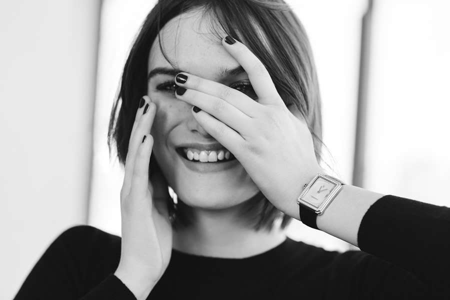 Chanel Debuts Their Boyfriend Watch Inspired By Masculine