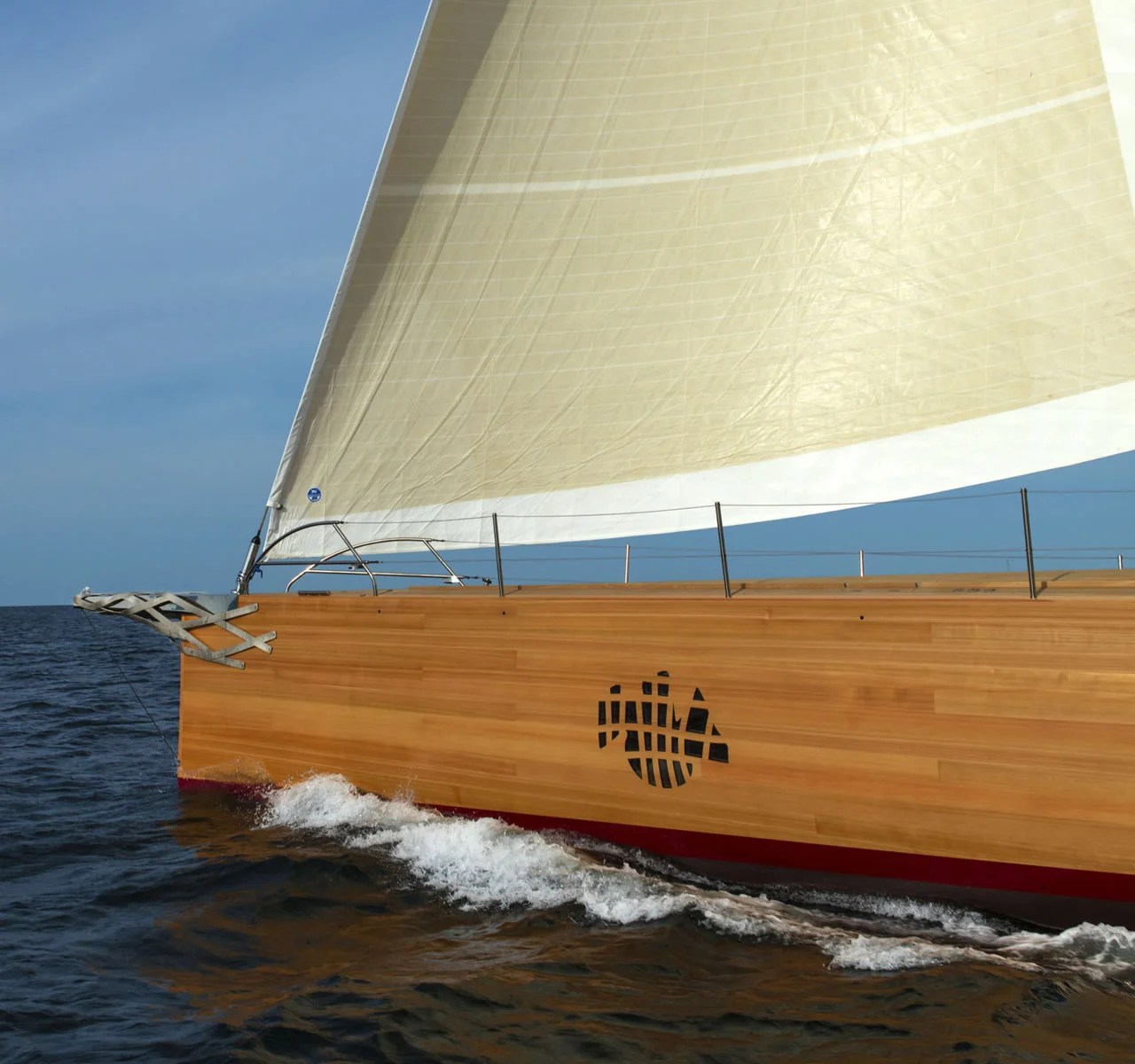 Design Maestro Frank Gehry Designs His Sailboat With