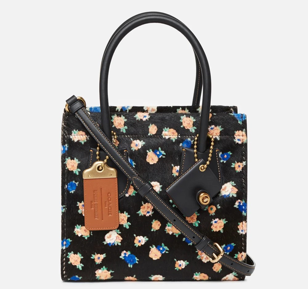 Coach Celebrates 75 Years With Two Handbag Collections