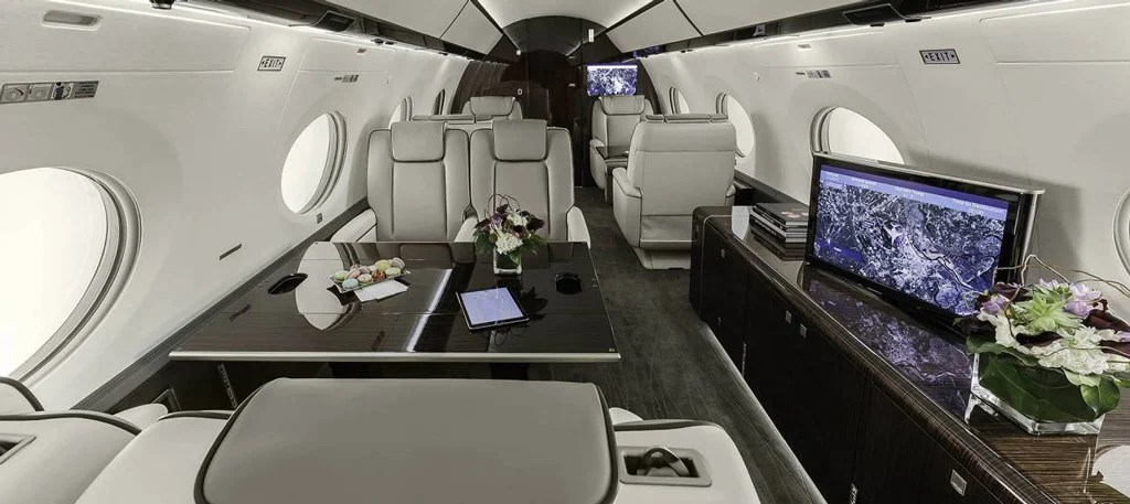 The Gulfstream G650ER Is It The Worlds Most Luxurious Private Jet