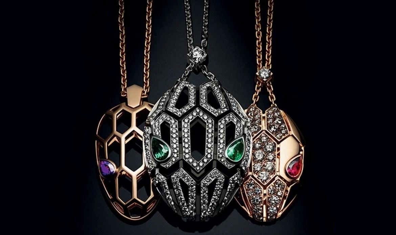 Bulgaris Serpentine Eyes On Me Jewelry Line Is As
