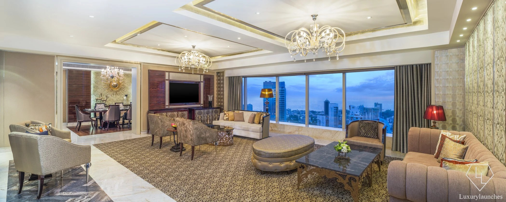 Suite Of The Week Presidential Suite At The St Regis Mumbai India