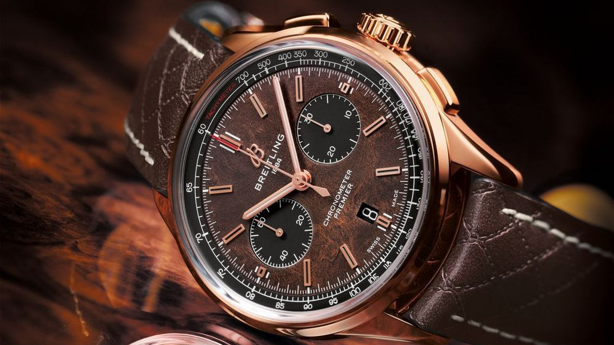 Breitling Marks The 100th Anniversary Of Bentley With A