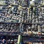 Bentleys Ferraris And Rolls Royces Take A Look At Dubai S Car Graveyard Where Thousands Of Luxury Cars Are Just Rotting Away Luxurylaunches