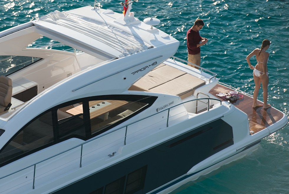 Fairline Unveils First Boat Showcasing Its New Interior To Luxury News Online – Superb Images!