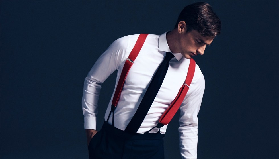 THOMAS PINK GOES BACK TO BUSINESS WITH NEW DISCERNING BUSINESS SHIRTING RANGE