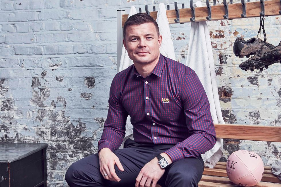 Thomas Pink Unveil The British & Irish Lions Collection Ahead Of The 2017 Tour To New Zealand