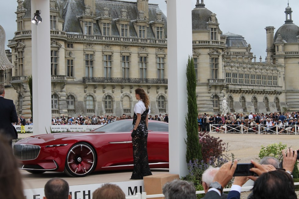 I Visit The AMAZING Chantilly Arts And Elegance By Richard Mille And Set Of A James Bond Classic!