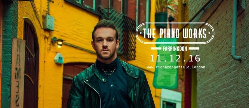 An Interview With Richard Hadfield, On Leaving Collabro And Going Solo