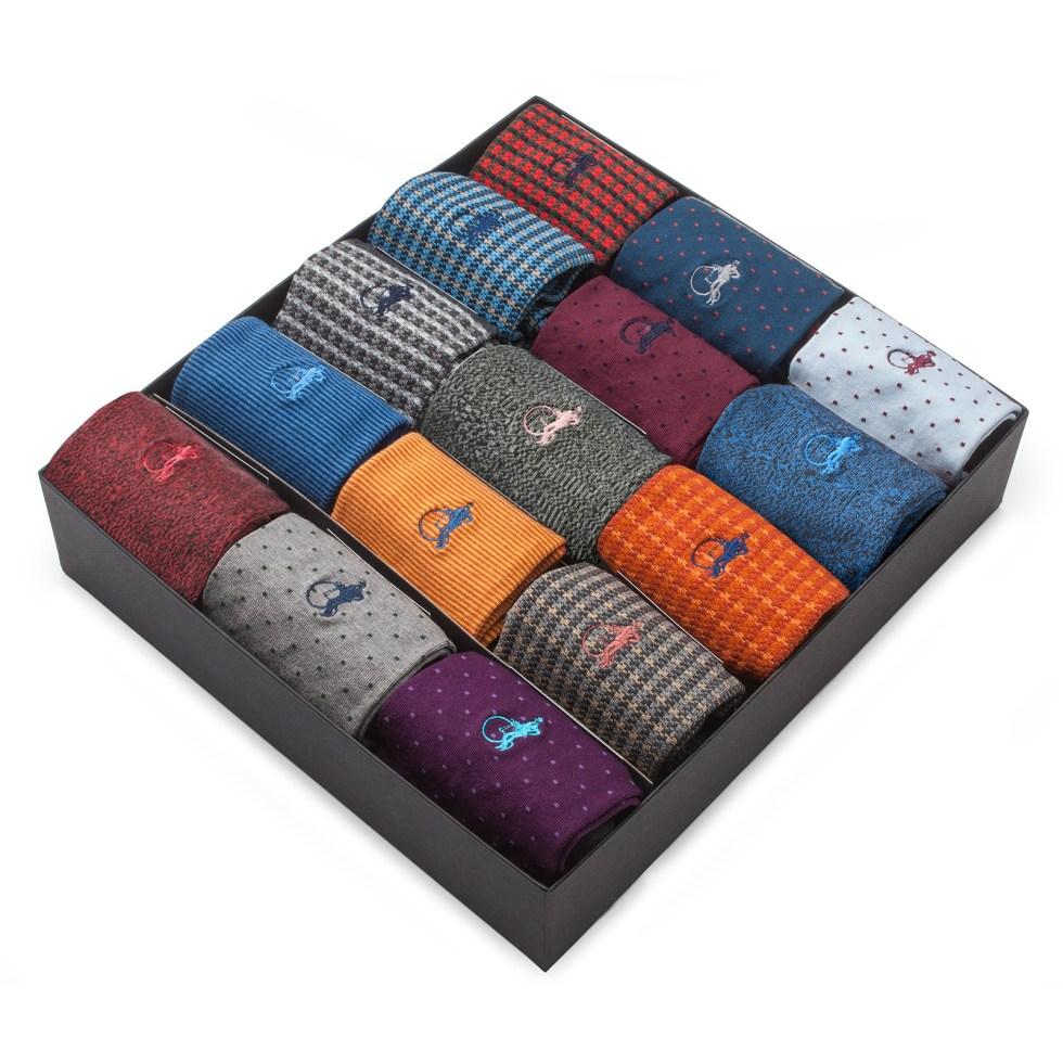 London sock company james phillips